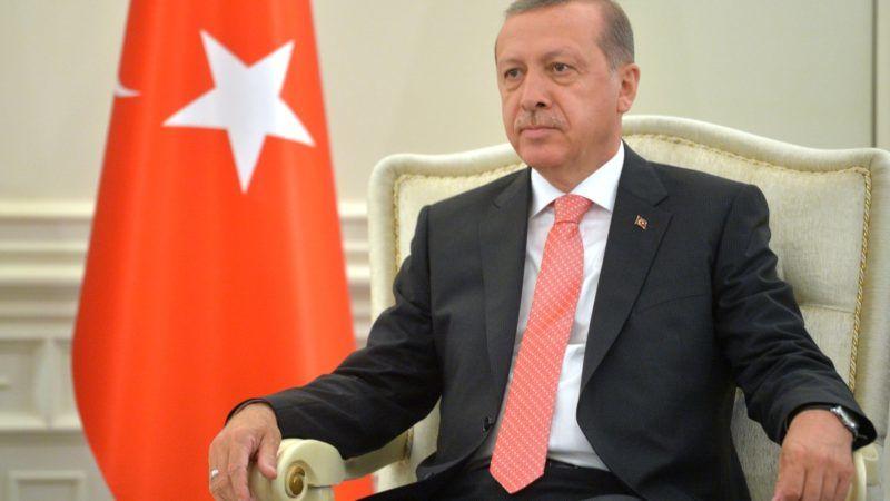 Recep Tayyip Erdogan, źródło Wikipedia