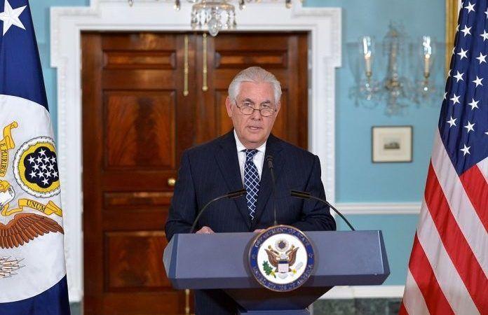 Amerykański sekretarz stanu Rex Tillerson, źródło wikimedia commons