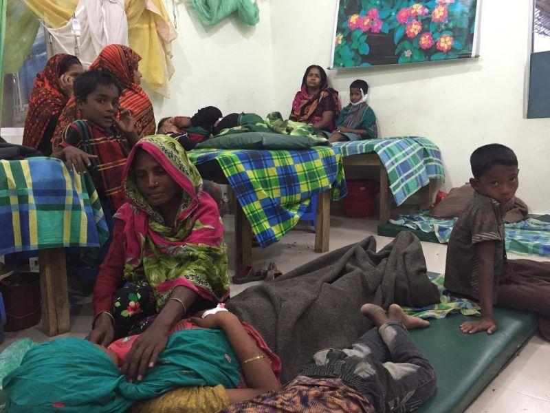 Uchodźcy Rohindża w Bangladeszu, źródło Wikipedia