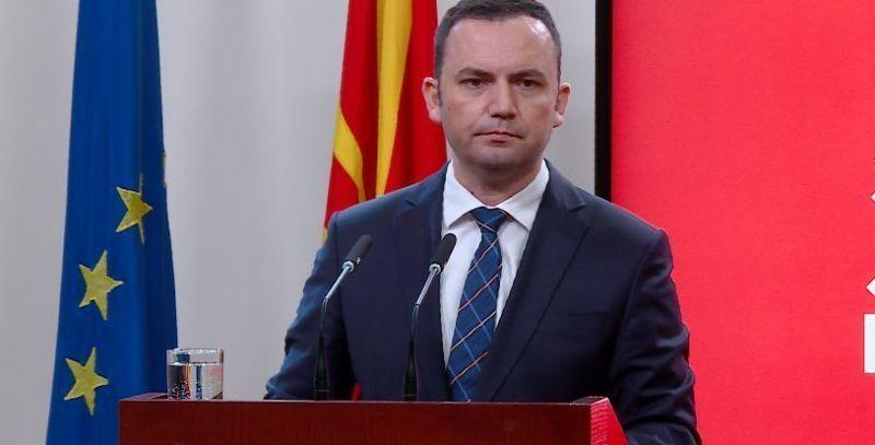 Wicepremier Macedonii Bujar Osmani, źródło Flickr