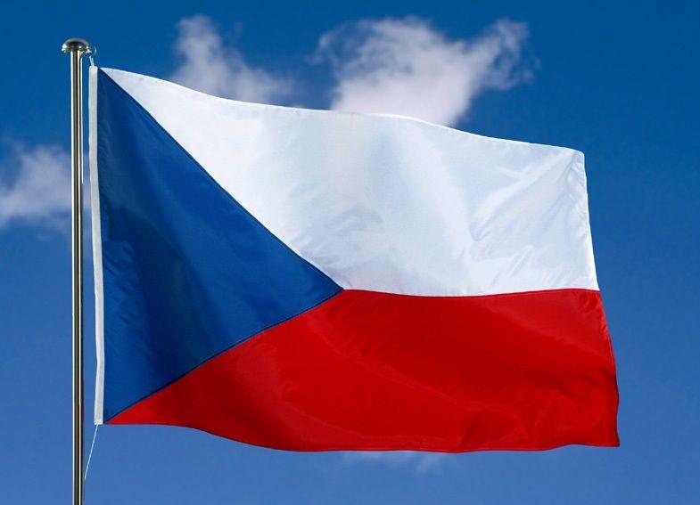 flaga Czech, źródło: Komisja Europejska