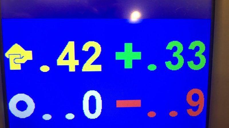 głosowanie LIBE wspierające KE ws. art. 7 wobec Polski, źródło Twitter PE