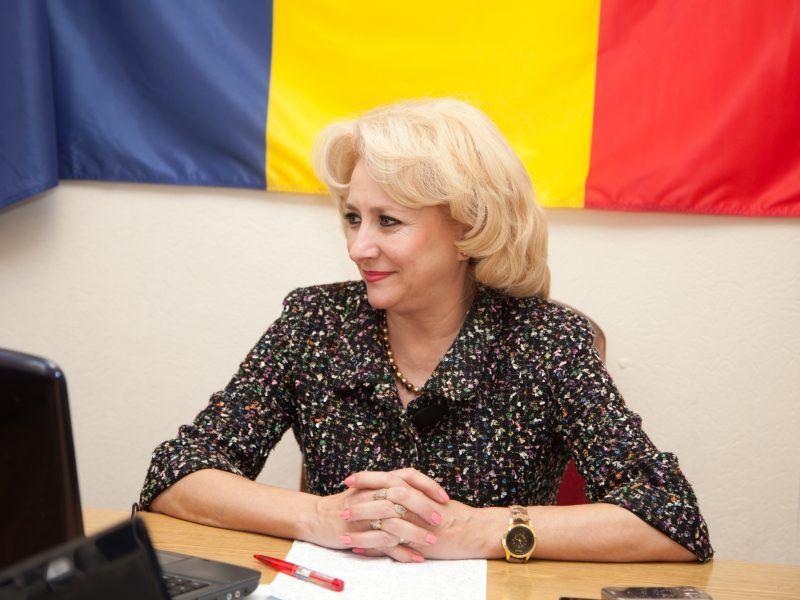 Viorica Dancila;źródło: victoralexeev.wordpress.com