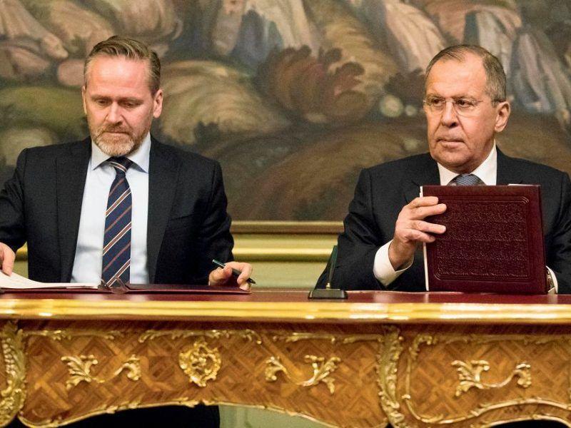 Anders-Samuelsen-Sergiej-Ławrow