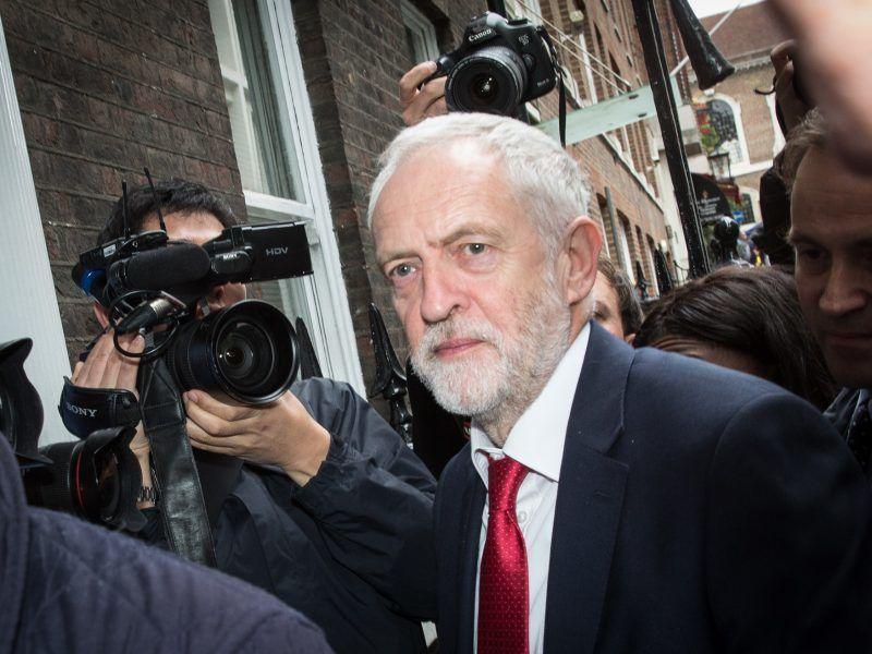 Jeremy Corbyn, źródło Flickr
