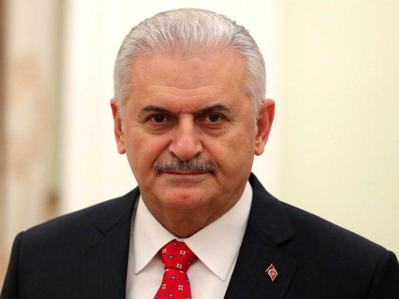 Premier Turcji Binali Yildirim, źródło Wikipedia
