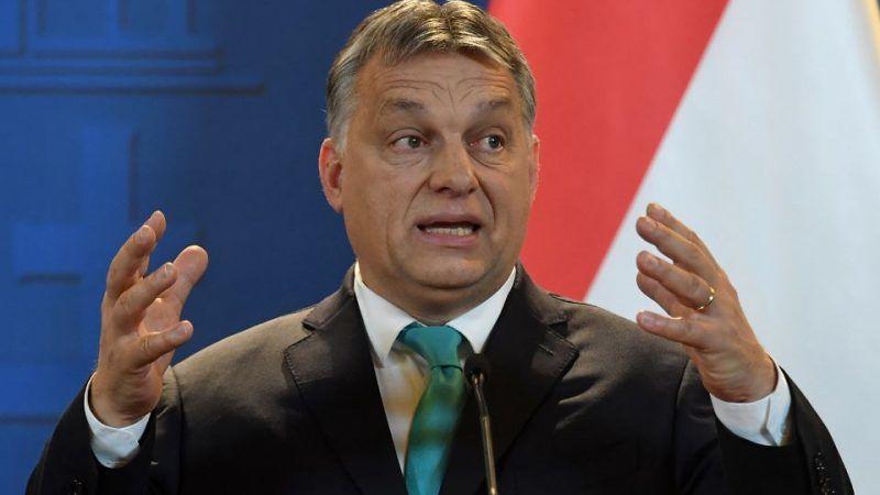 Premier-Wegier-Viktor-Orban