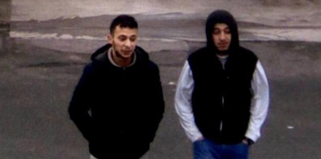 Salah Abdeslam i Hamza Attou, inny podejrzany o prygotowania do zamachów w Paryżu, który przebywa już we francuskim areszcie w oczekiwaniu na proces, źródło Wikipedia