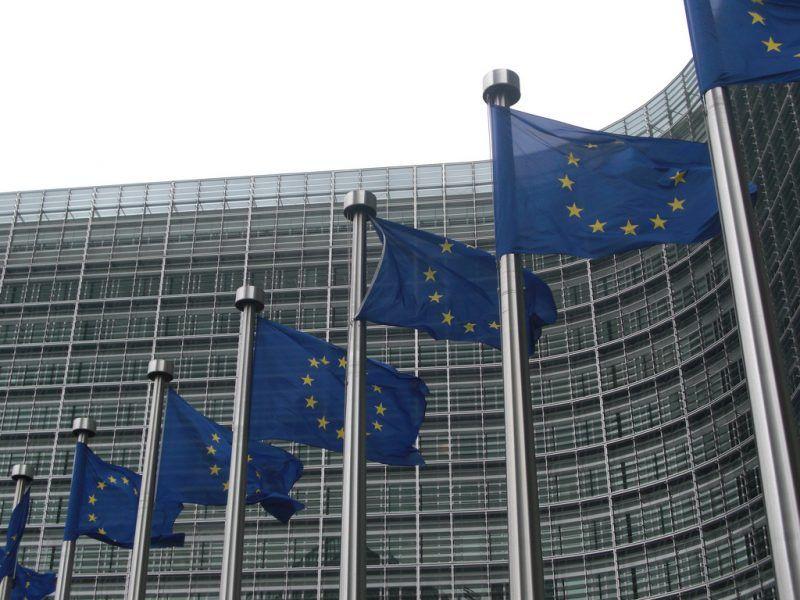 Siedziba Komisji Europejskiej w Brukseli, źródło Flickr