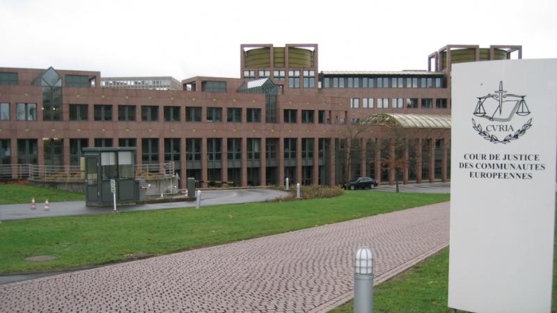 Trybunał Sprawiedliwości UE w Luksemburgu, źródło Wikipedia