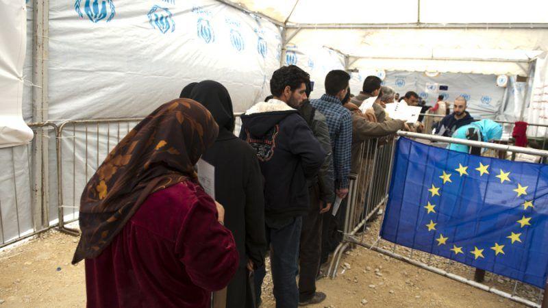 Uchodźcy z Bliskiego Wschodu, źródło Flickr