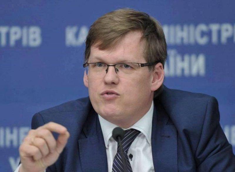 Wicepremier Ukrainy Pawło Rozenko, źródło: facebook.com/pavlo.rozenko