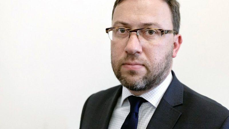 Wiceszef MSZ, szef grupy ds. dialogu z Izraelem Bartosz Cichocki, źródło MSZ