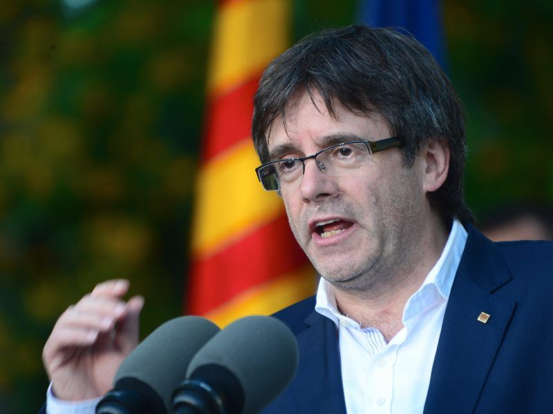 Carles Puigdemont, źródło Wikipedia/Convergencia Democratica de Catalunya/fot. Julio Diaz