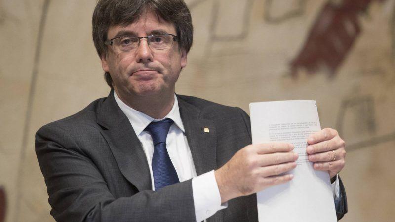 Carlos Puigdemont, źródło Flickr/Salvador García Bardón/fot. Carles Ribas