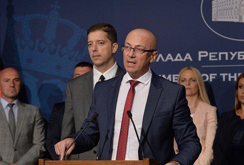 Goran Rakić, źródło: Srpska Lista