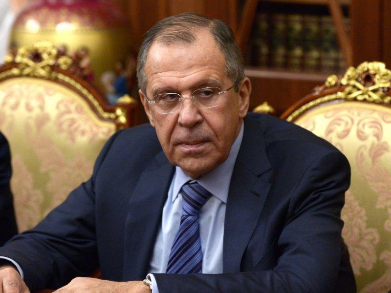 Minister spraw zagranicznych Rosji Siergiej Ławrow, źródło: kremlin.ru
