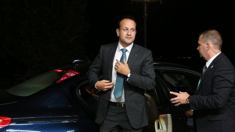 Premier Irlandii Leo Varadkar, źródło Flickr