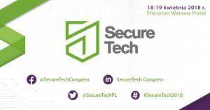 SecureTech Congress @ Hotel Sheraton, Warszawa
