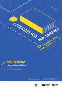 Literatura na Jasnej @ siedziba Przedstawicielstwa Komisji Europejskiej