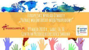 Poznaj wolontariat międzynarodowy @ Centrum Przedsiębiorczości Smolna