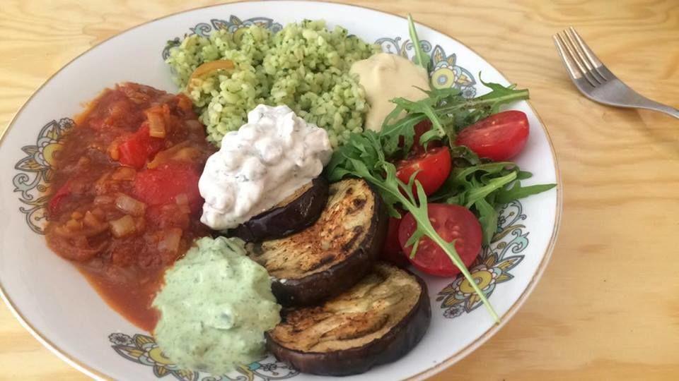 Dania w Kuchni Konfliktu pochodzą z różnych kultur, źródło: Kuchnia Konfliktu