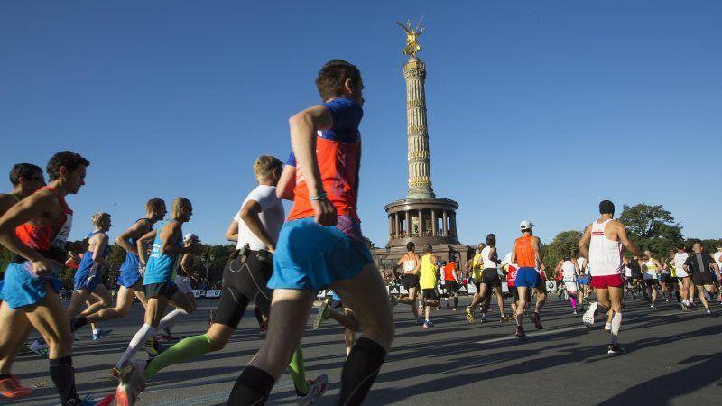 Półmaraton w Berlinie, źródło visitBerlin, fot. Wolfgang Scholvien