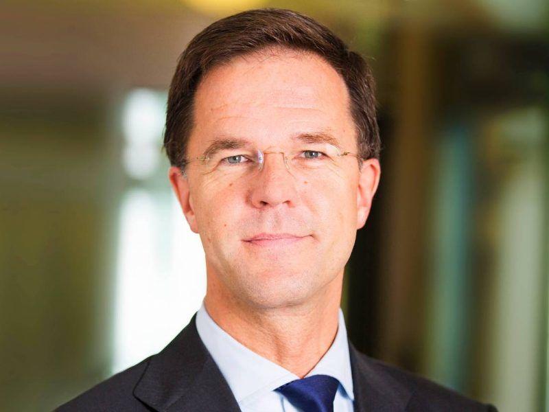 Premier Holandii Mark Rutte, źródło: Flickr/Ministerie van Buitenlandse Zaken