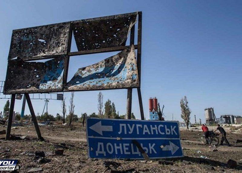 Donbas, źródło: https://www.youreporter.it