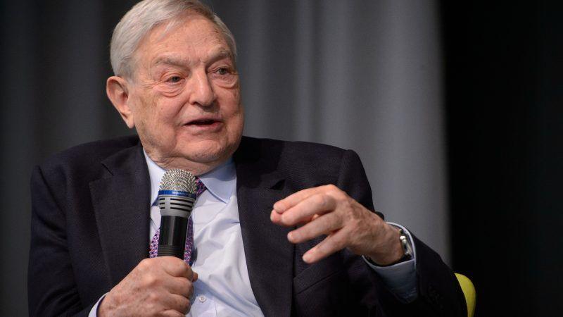 George Soros, źródło: Flickr/Heinrich Boell Stiftung