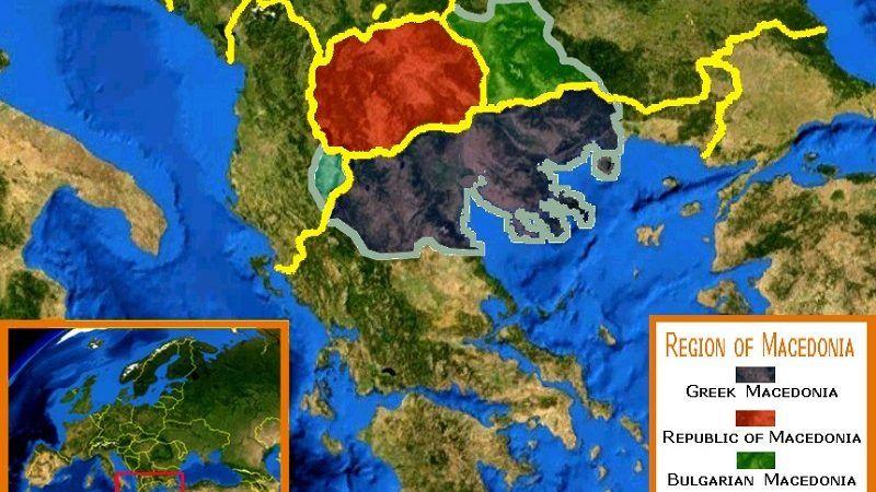 Macedonia,Grecja, mapa, źródło wikipedia