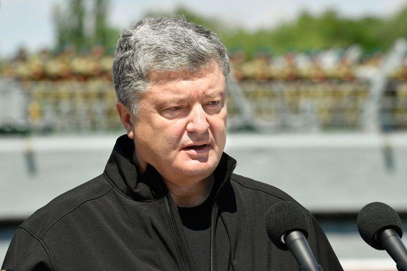 Prezydent Ukrainy Petro Poroszenko, źródło president.gov.ua
