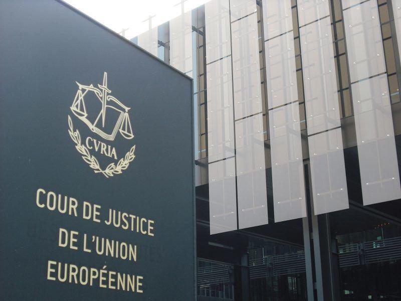 Budynek Trybunału Sprawiedliwości UE w Luksemburgu: źródło Flickr/Transparency International UE Office