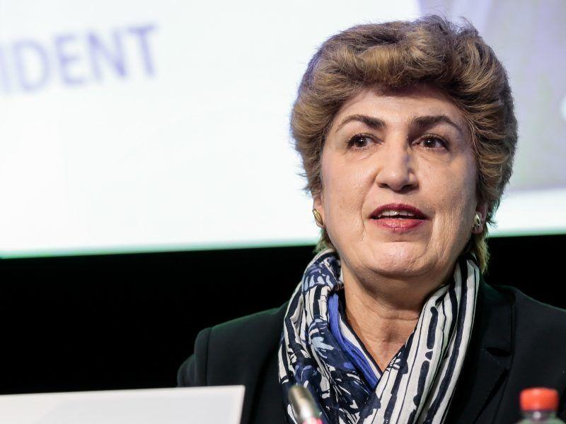 Europosłanka Maria João Rodrigues, źródło Flickr
