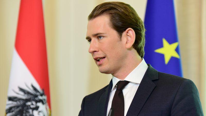 Kanclerz Austrii Sebastian Kurz, źródło: Flickr/UNIS Vienna, fot. Lilia Jiménez-Ertl