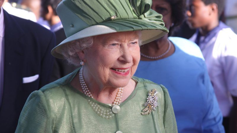Królowa Elżbieta II, żródło: Flickr, fot. Kenroy Ambris/Commonwealth Secretariat