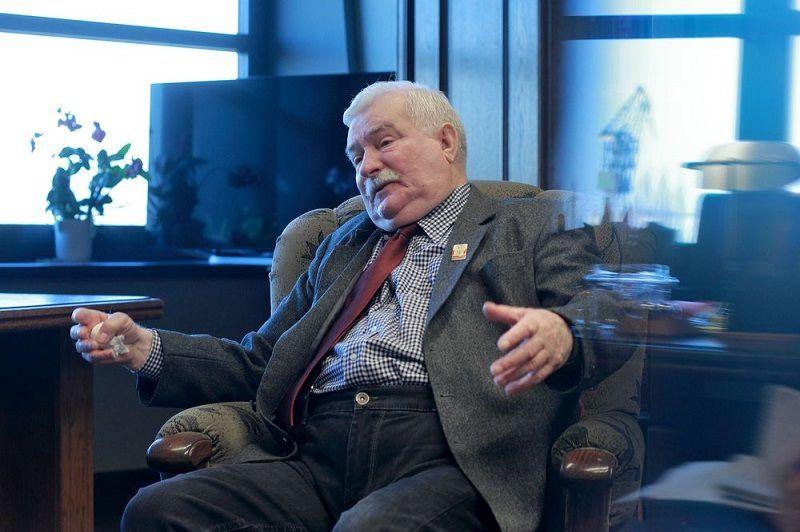Lech Wałęsa, źródło facebook .com lechwalesa Piotr WittmanAFP via Getty Images