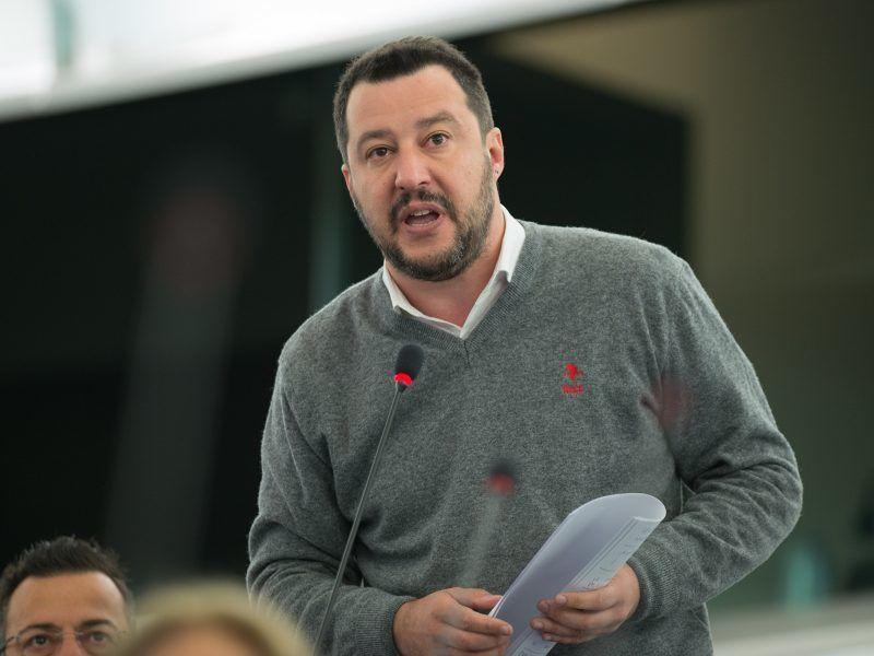 Matteo Salvini, © European Union 2015 - European Parliament