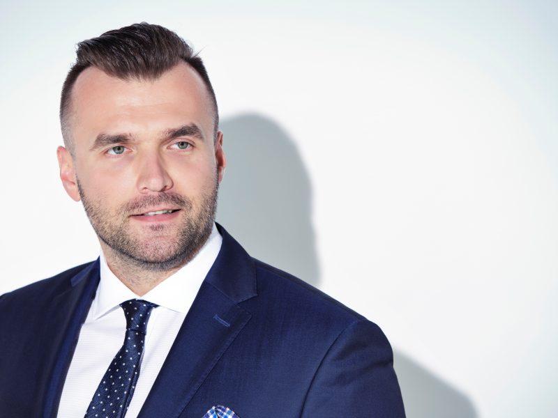 """Michał Kanownik - Prezes ZIPSEE """"Cyfrowa Polska"""" oraz członek zarządu Digital Europe"""