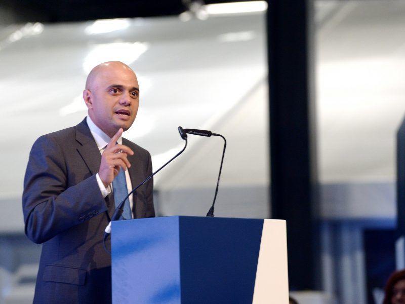 Minister Spraw Wewnętrznych Wielkiej Brytanii Sajid Javid, źródło: Flickr, fot. Richter Frank-Jurgen