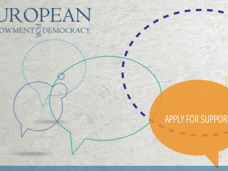 Europejska Fundacja na rzecz Demokracji EED