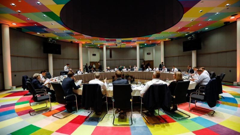 Szczyt UE w Brukseli (28 czerwca 2018 r.), źródło: European Council