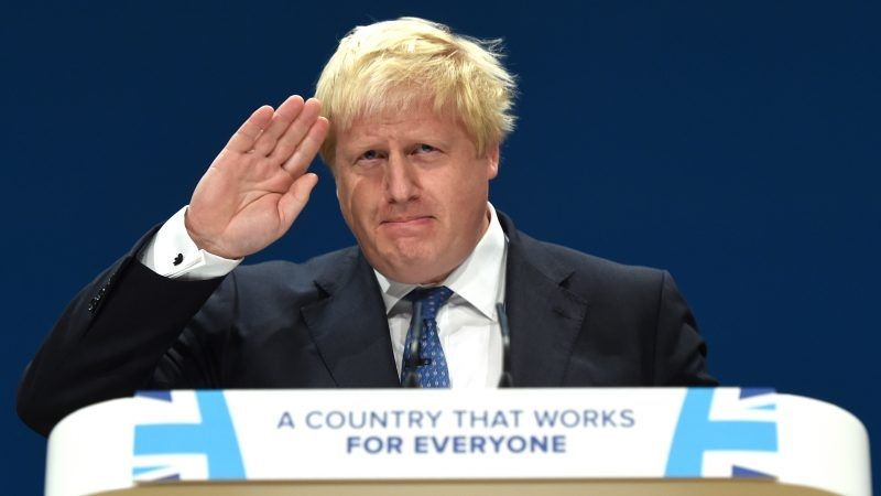 Boris Johnson, źródło euractiv.com za EPA-EFE FACUNDO ARRIZABALAGA