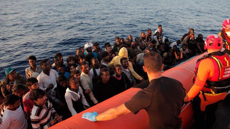 Źródło: Międzynarodowa Organizacja do Spraw Migracji