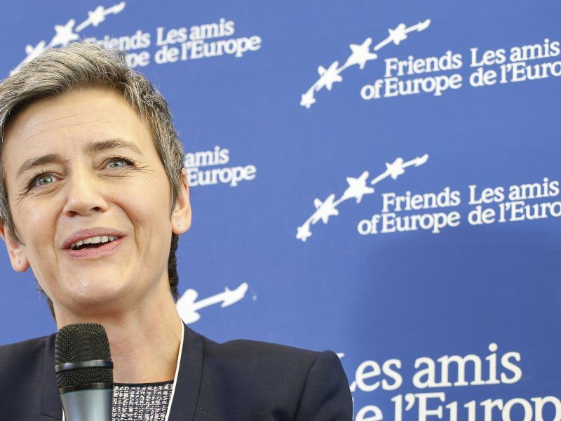 Komisarz ds. konkurencji Margrethe Vestager, źródło: Flickr/Friends of Europe
