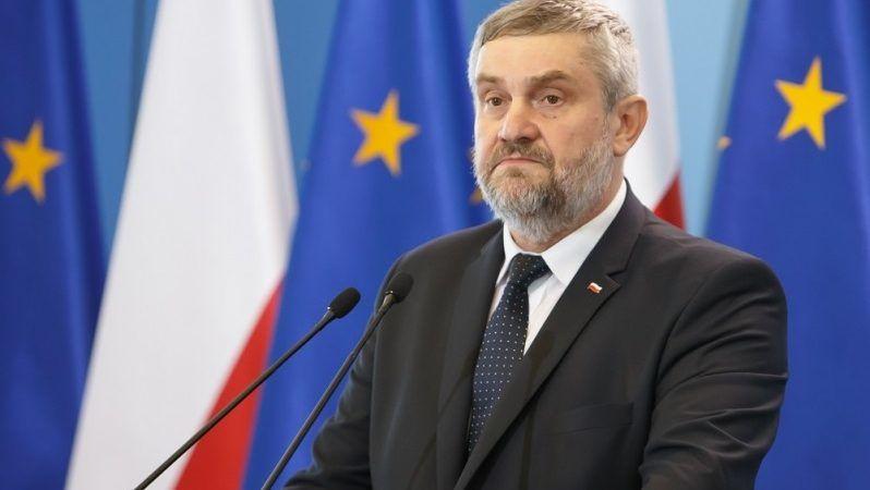 Minister rolnictwa Jan Krzysztof Ardanowski, źródło KPRM