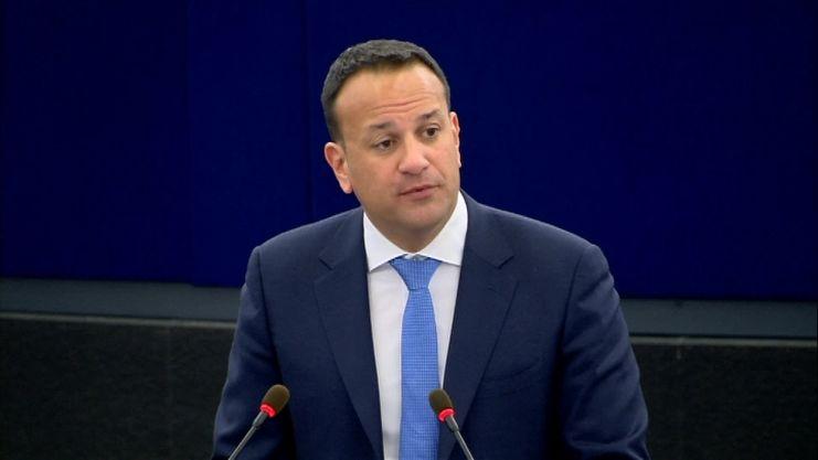 Premier Irlandii w kwestii brexitu może liczyć na wsparcie Brukseli. Źródło: Parlament Europejski