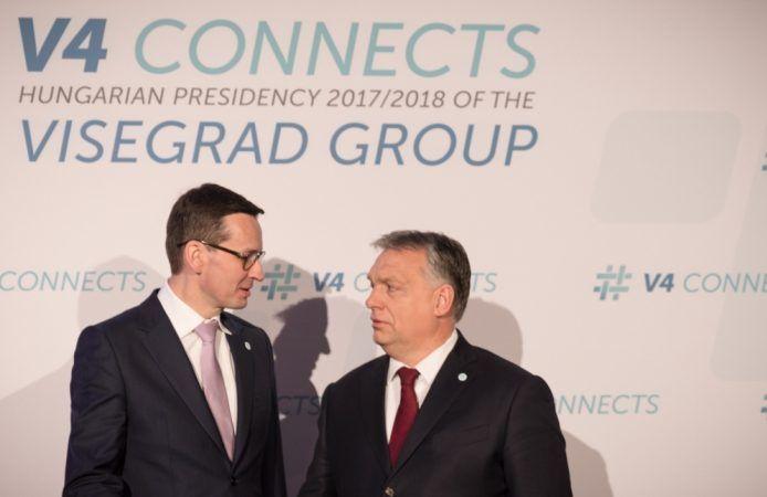 Słowacka prezydencja ma przywrócić współpracę V4 - Ukraina na odpowiednie tory. Źródło: KPRM