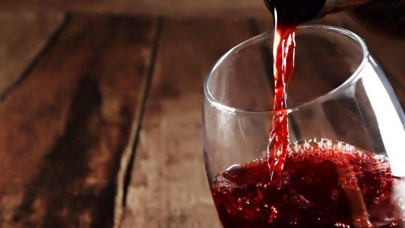 Wino. Źródło - Komisja Europejska