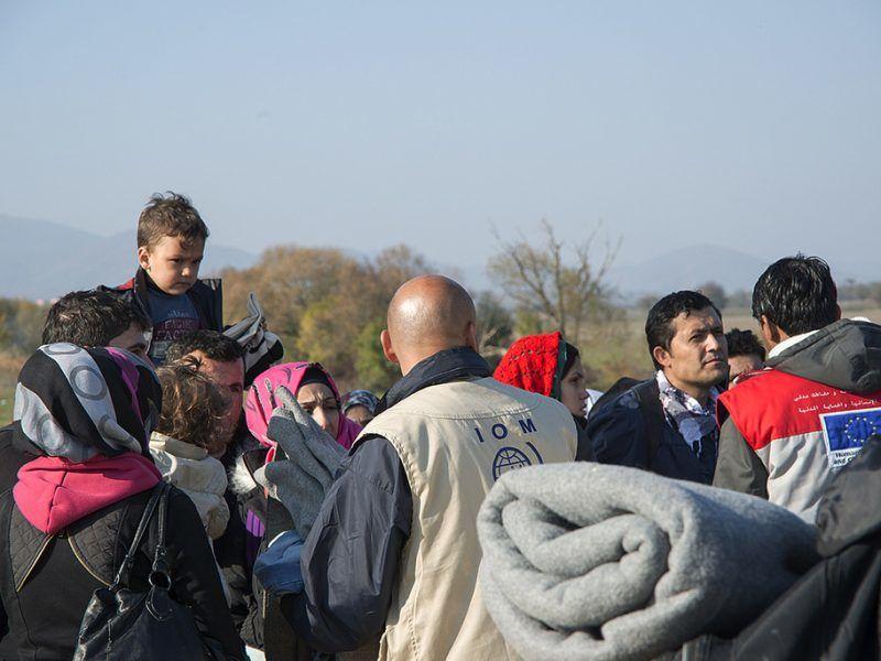 Uchodźcy w Bośni, źródło: flickr